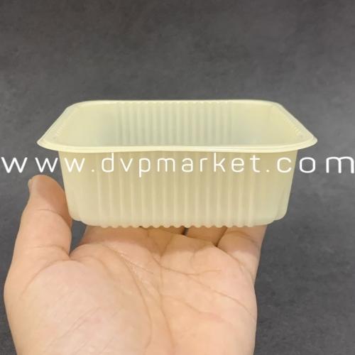 Khay TT màu kem 10.5cm bánh 250-300g (xấp 50)