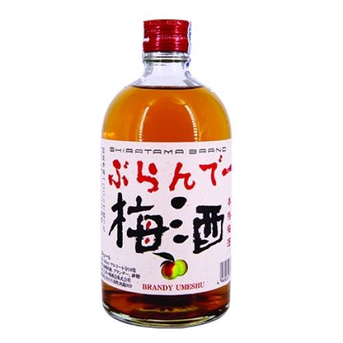 X Rượu Mơ Nhật Umeshu Brandy