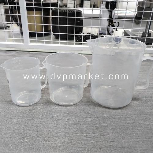 Ca đong nhựa thường