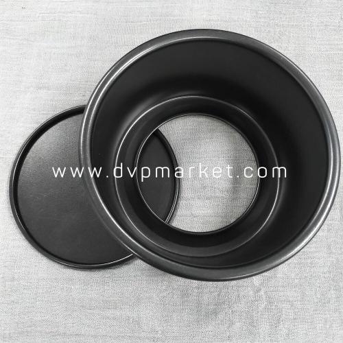 Khuôn bánh tròn đáy rời chống dính