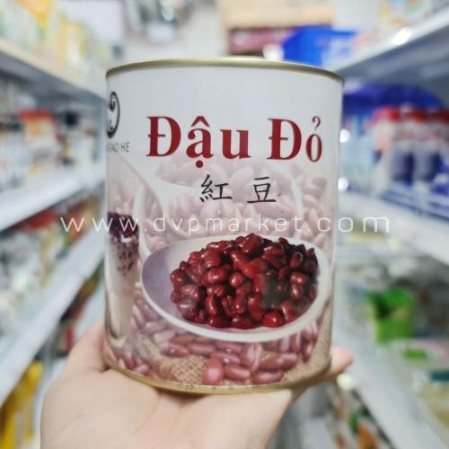 Đậu đỏ mật Yuan Gao He 860g
