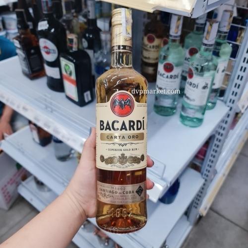 Rượu Rum Bacardi
