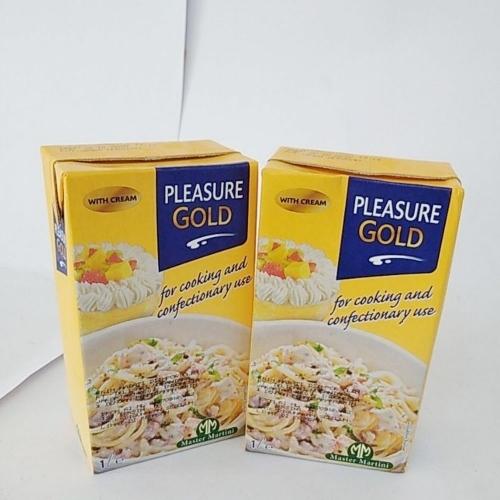 Kem nấu và trang trí Pleasure Gold 1L