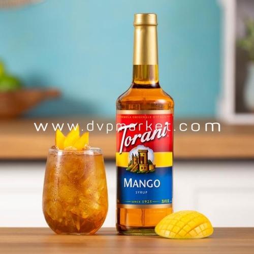 Syrup Torani Mango 750ml - Xoài