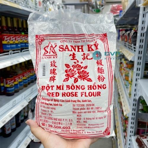 Bột Bông hồng đỏ 1kg