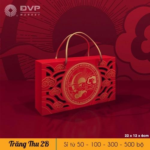 Bộ túi hộp TT 2 bánh 150-250g Trăng Thu 2021
