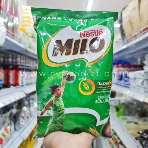 Thức Uống Lúa Mạch Nestle MILO