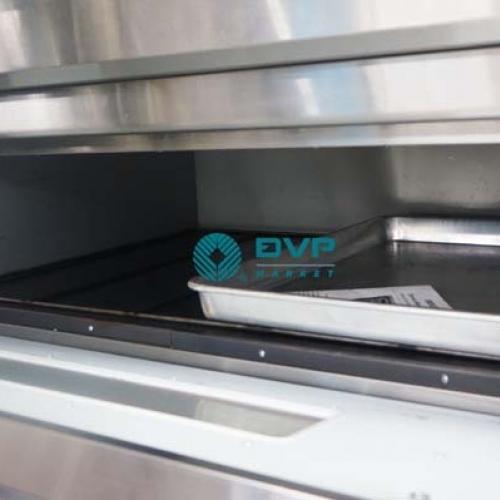 Lò nướng điện 1 tầng 2 khay BJY E6KW 1BD