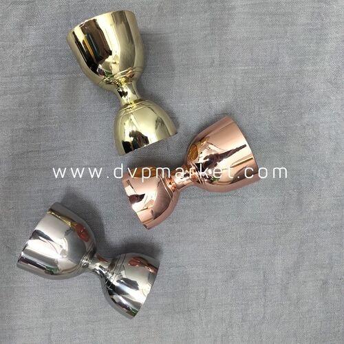 Ly đong inox 304 style Ấn Độ 30/60
