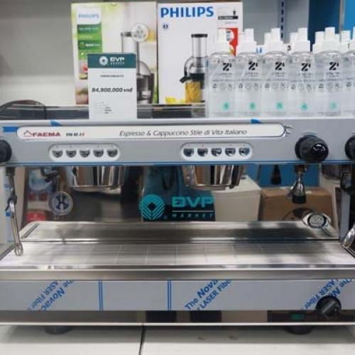 Máy pha cà phê 02 group FAEMA E98 AUTO
