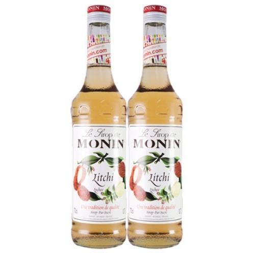 Syrup Monin Lychee 700Ml