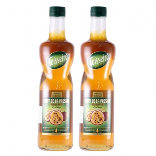 Teisseire Syrup Passion Fruit 70Cl