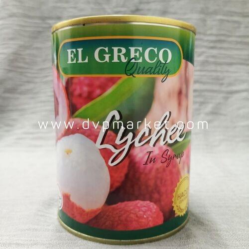Vải đóng hộp EL GRECO 565g