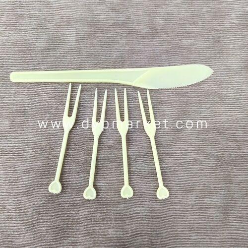 Bộ dao nĩa trung thu