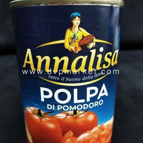 Cà chua bóc vỏ Annalisa 400g