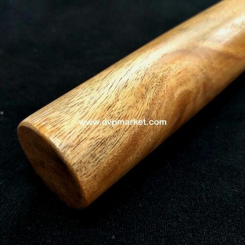 Cán bột gỗ không tay cầm trung