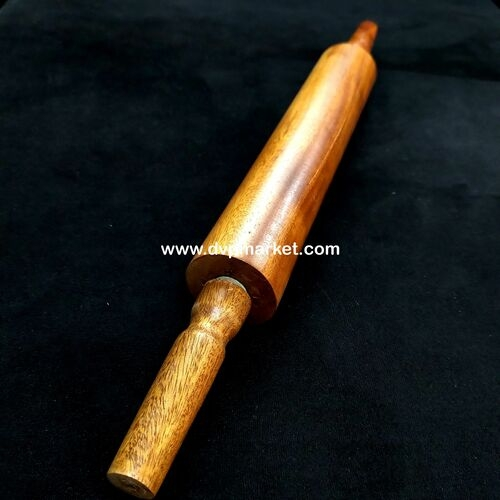Cán bột gỗ trục xoay lớn