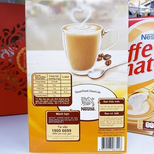 Nestle coffee bột kem 450g
