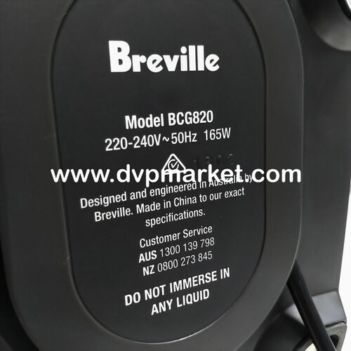 Máy Xay Cà Phê Breville Smart Grinder 820