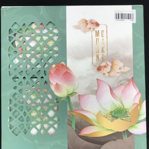 Bộ túi hộp trung thu 4 bánh Sen Ngọc 200 - 300g 2019