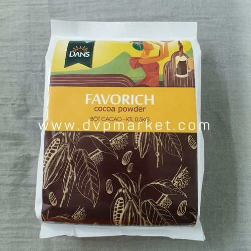 Bột cacao Favorich 390 1kg